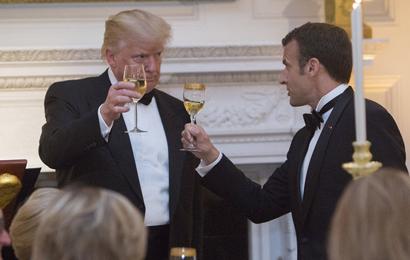 Trump to slap tariff on French wine - Dr Vino's wine blog